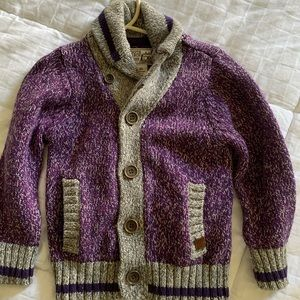 Toddler roots sweater
